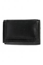 Minibörse - 1 Scheinfach - 1 Kartenfach - Nappa Leder